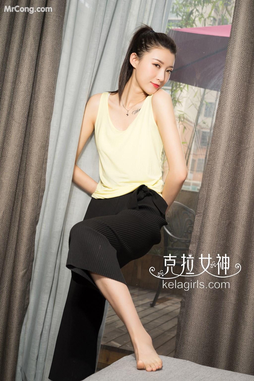 Image KelaGirls-2017-08-09-Zhao-Yujing-MrCong.com-004 in post KelaGirls 2017-08-09: Người mẫu Zhao Yujing (赵雨静) (21 ảnh)