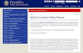 https://www.franklinps.net/district/school-committee-policy-manual