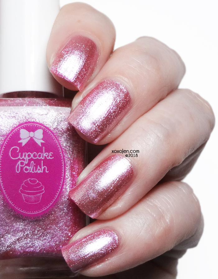 xoxoJen's swatch of Cupcake Celebrate