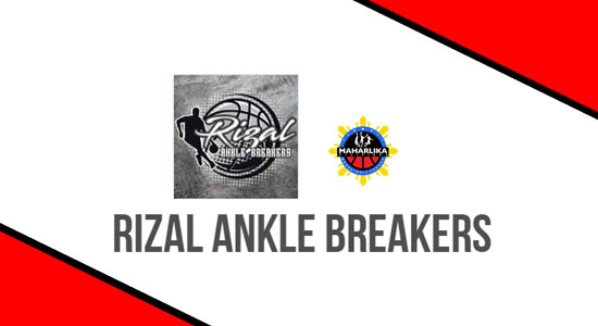 LIST: Rizal Ankle Breakers Roster 2018 MPBL Anta Datu Cup