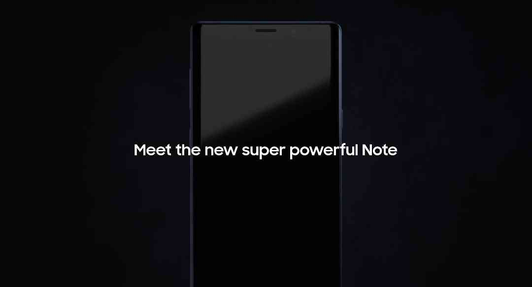 The Samsung Galaxy Note 9 First Official Video Introduction - The Most Powerful Samsung Galaxy Note Device