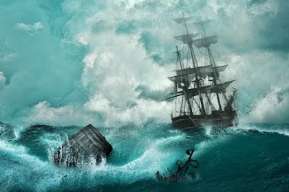 Cara Bertahan Hidup Di Lautan Lepas (Sea Survival)