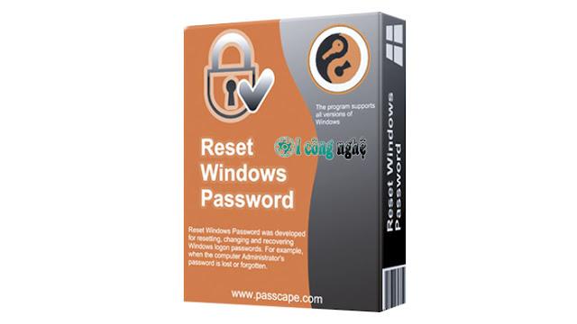 اقوي وافضل برنامج استعادة كلمة السر للويندوز