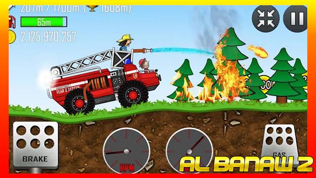 تحميل لعبة Hill Climb Racing للأندرويد