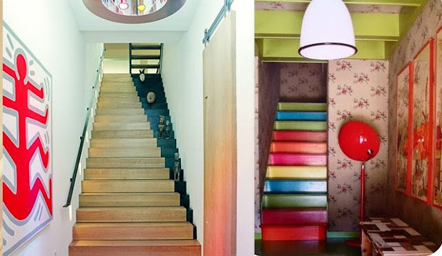 staircase design dwg