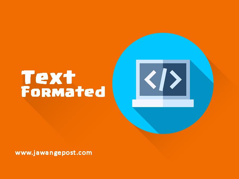Tutorial Dasar Website-Membuat Format Text