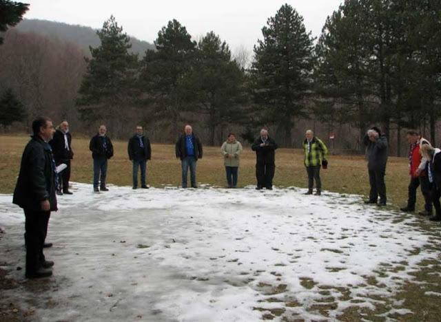 Η Ένωση Παλαιών Προσκόπων Βεροιας πραγματοποίησε την 1η τακτική συνεδρίαση Ολομέλειας για το 2020 την Κυριακή 19 Ιανουαρίου στο Προσκοπικό Κέντρο Καστανιάς