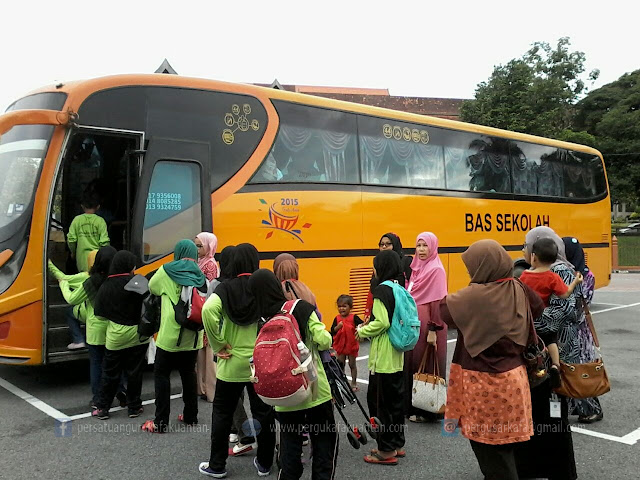 Lawatan KAFA Surau Indera Mahkota 2 ke Terengganu