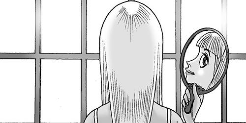 Silent Horror chap 32: Trước bàn trang điểm