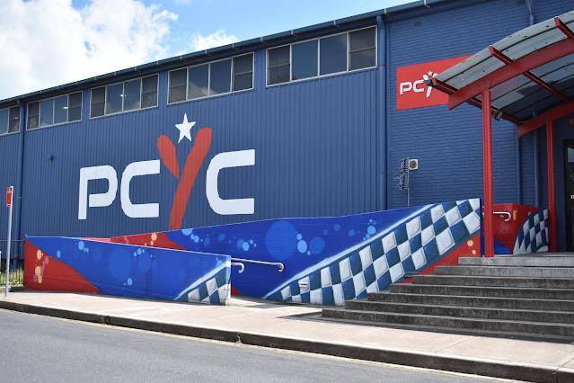 Maitland PCYC Street Art