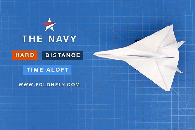 Fold'n Fly - Κατασκευάστε αμέτρητα χάρτινα αεροπλανάκια εντελώς δωρεάν με αναλυτικές οδηγίες