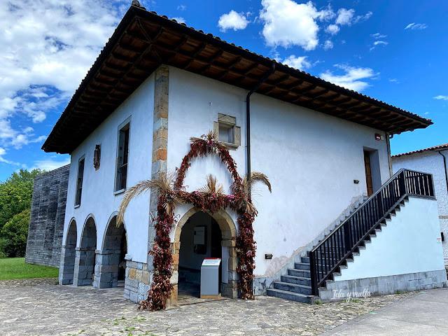 Museo del Pueblo de Asturias edificio