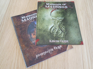 Mansions of Madness rule books