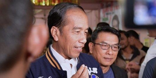 Bawaslu: Setiap Jumat, Mensesneg Sampaikan Permintaan Cuti Jokowi