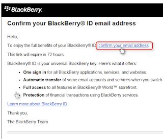 Cara Mengganti Email BBM Android