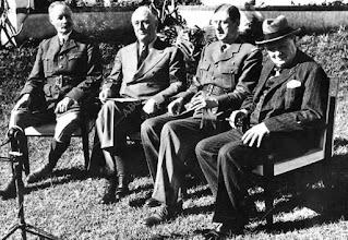 1943el año de las conferencias