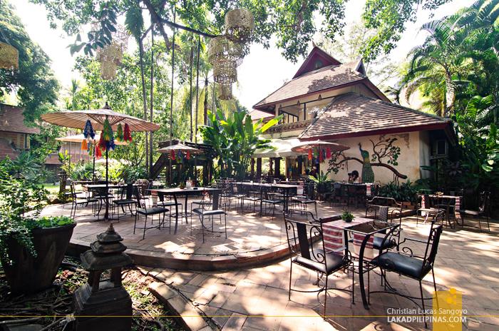 Yaang Come Village Chiang Mai Restaurant