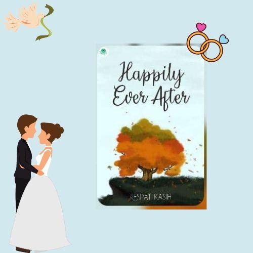 Novel Pernihakan Cabaca Happily Ever After