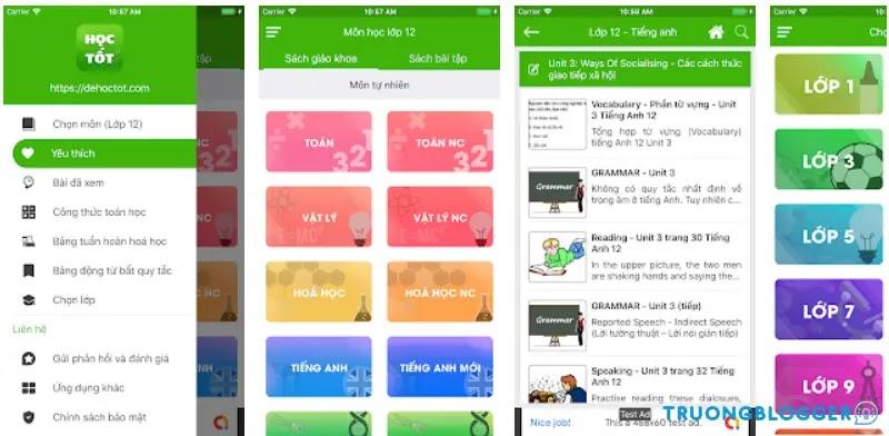 App giải tiếng Anh miễn phí tốt nhất trên Android, iOS