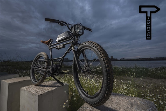 Timmermans Fietsen Scrambler E-Bike