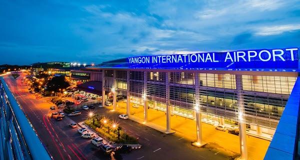 Otoritas Myanmar Hentikan Semua Operasi Bandara