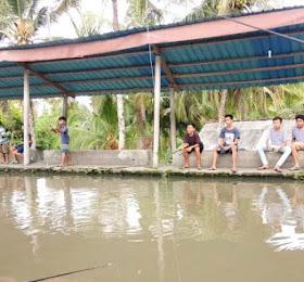 TANAH DIJUAL: usaha kolam pancing sedang berjalan di medan  <del>Rp2.700.000.000,-</del> <price>Rp 2.500.000.000,-</price> <code>KOLAMPANCING</code>