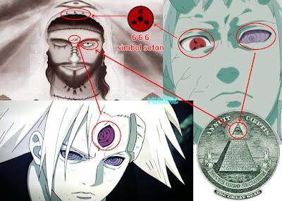 Sosok Dajjal Di Film Naruto Ini Mirip Dengan Tanda Kiamat Dalam Al-Qur'an