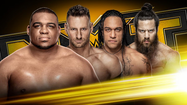 "Grande ""Fatal 4-Way Match"" é anunciada para o próximo NXT"