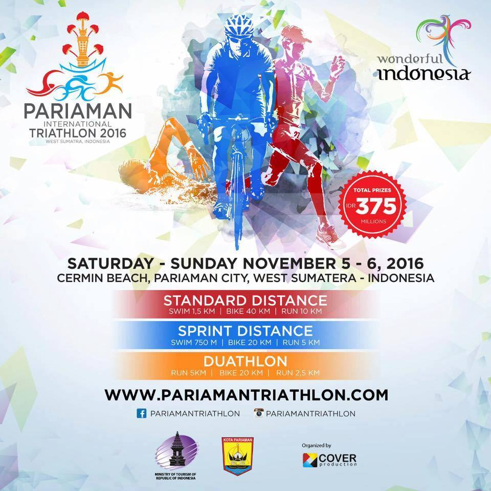 Pariaman International Triathlon