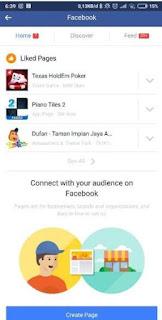 Membuat Fanspage Facebook