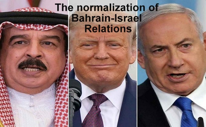 The Normalization of Bahrain-Israel Relations.