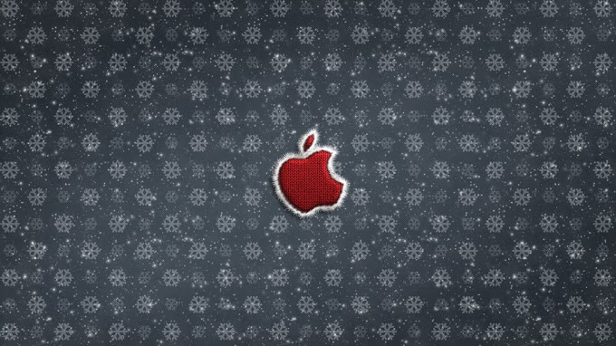 Papel de Parede Logo Apple HD
