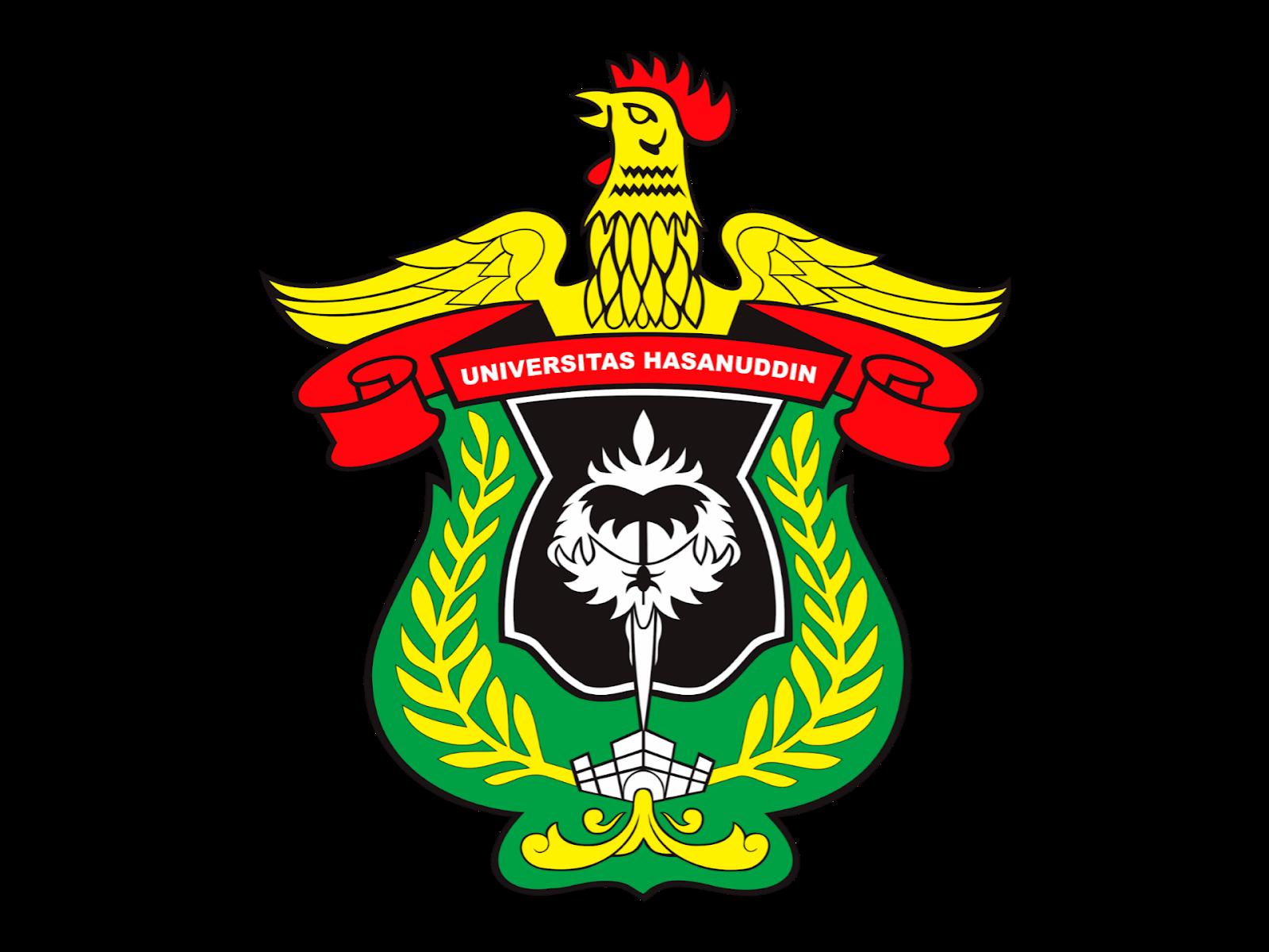 Logo UNHAS (Universitas Hasanuddin) Format PNG