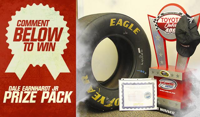 Dale Junio Prize Pack