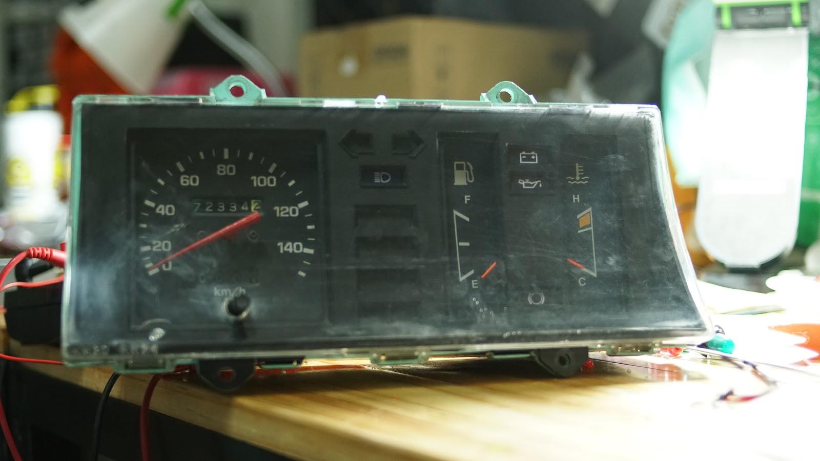 Speedometer Kijang Super Bekas