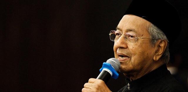 Mahathir Mohamad Tak Akan Mundur Sebelum Masalah Negara Selesai