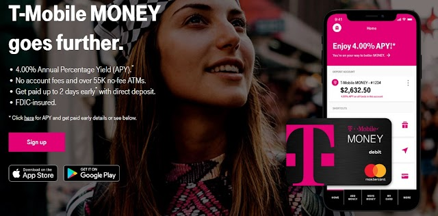 T-Mobile Money Review: Earn 4% APY and How To Sign Up For T-Mobile Money With A Sprint Phone Number
