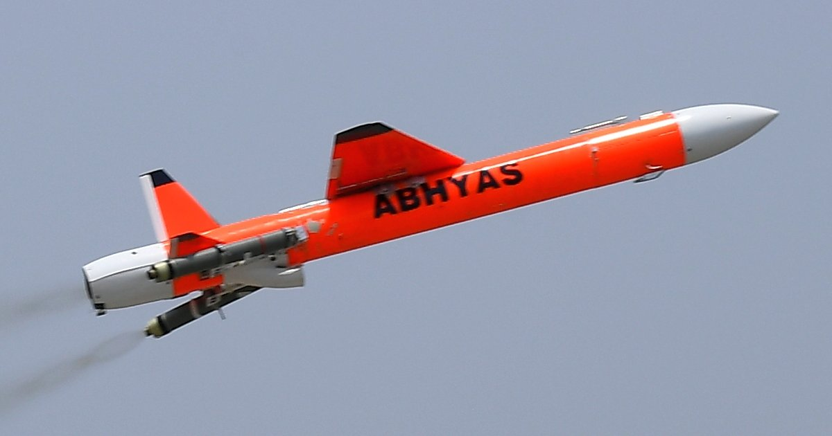 Abhyas - High-speed Expendable Aerial Target - HEAT - ADE - 01