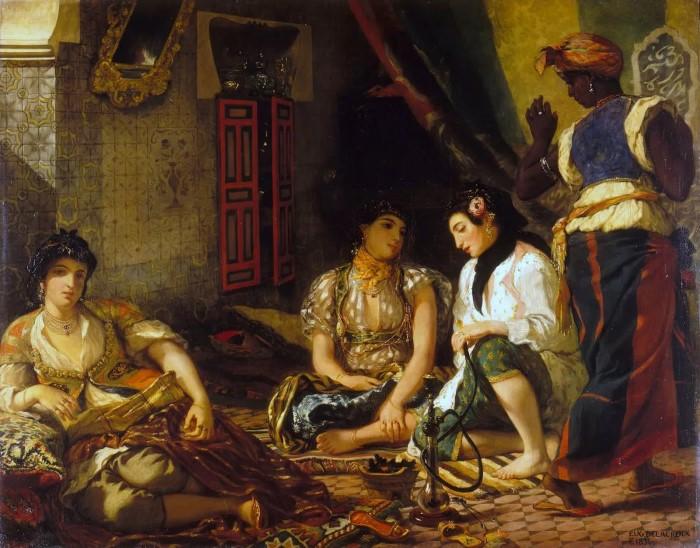 Алжирские женщины