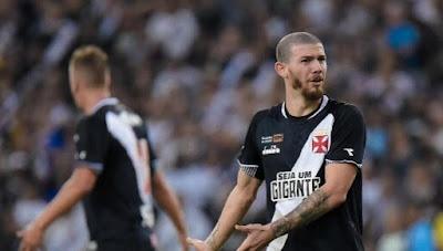 Desembargador nega pedido e Luiz Gustavo permanece com contrato em vigência com o Vasco
