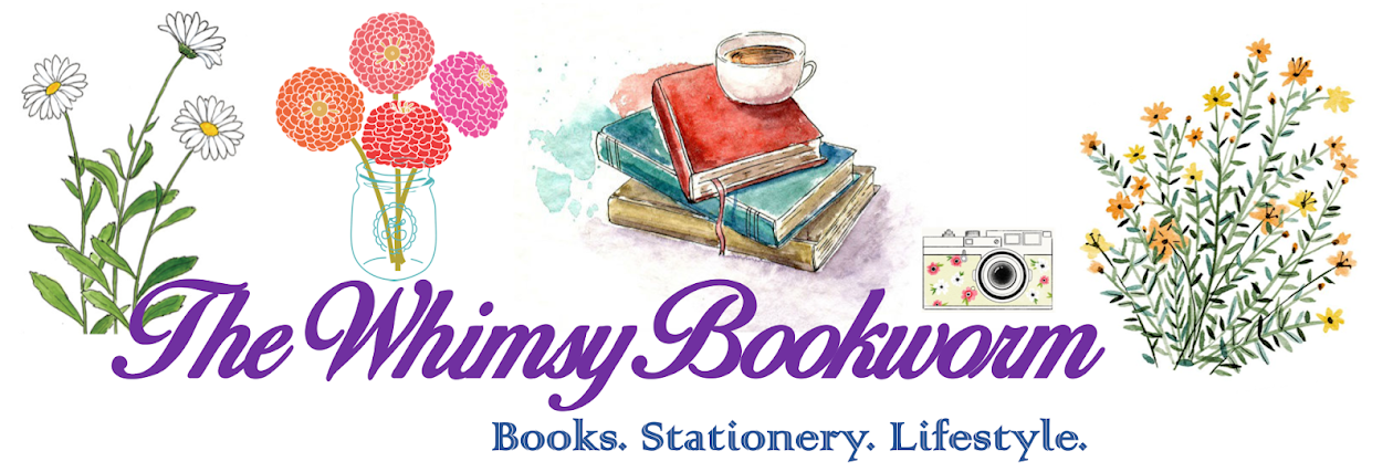 The Whimsy Bookworm: A Book Blog from India