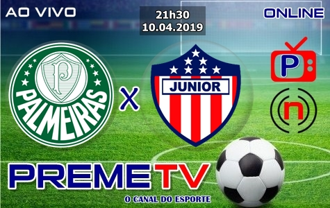 Palmeiras x Junior Barranquilla