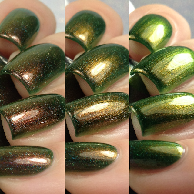 Great Lakes Lacquer-O'Rlyeh?