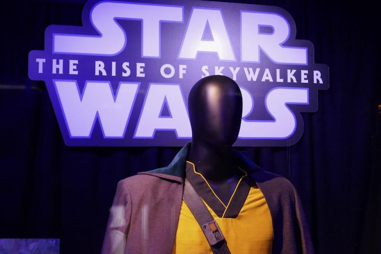 Lando costume Star Wars Rise of Skywalker
