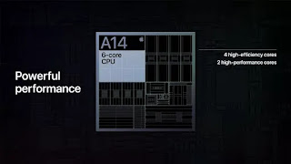 A14 Bionic Have 6 Core
