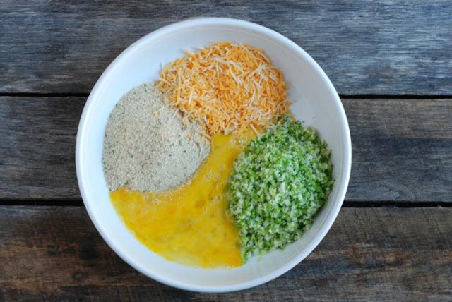 briose cu broccoli si conopida pentru copii