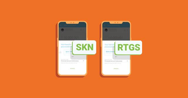 Perbedaan Transfer SKN dan RTGS