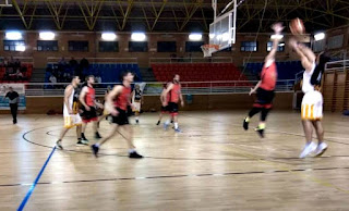 La Mota vence y convence ante la persecución de los dos equipos andujareños en el Grupo B de la Provincial Masculina