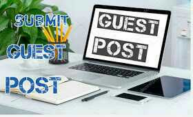 Blogger website me Guest post kaise submit kare