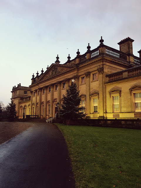 harewood house at christmas